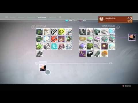 DestinyTaken King Curious Receiver Codes.