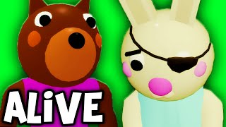 BUNNY & DOGGY ARE BACK!.. (Piggy Chapter 11) | Piggy Predictions