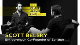 Using Constraints to Fuel Your Best Work Ever /w Scott Belsky | Chase Jarvis LIVE