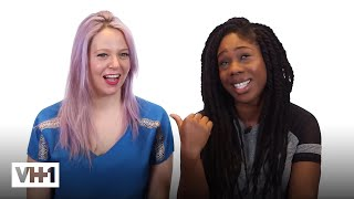 Interracial Couples Talk How They Met: 'White Boys Getting Hype' | VH1