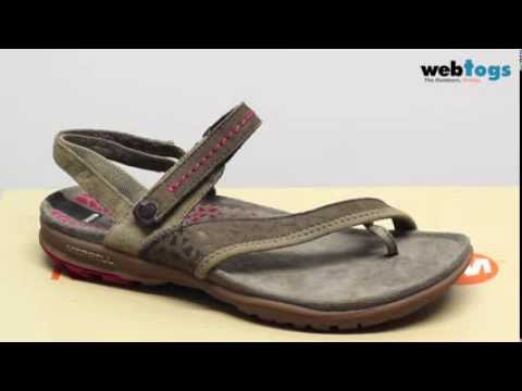 Merrell Albany Post Sandals - Rugged performance, Casual Style for 2016 Summertime