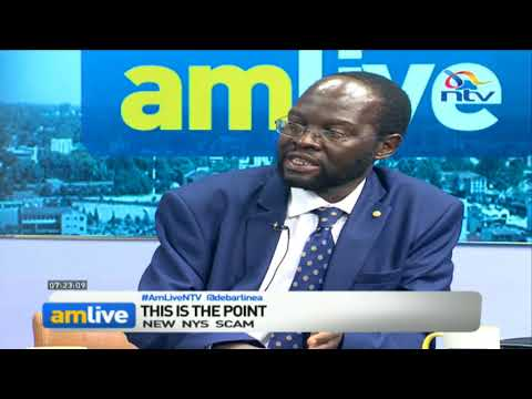 Anyang' Nyong'o defends Judiciary in the fight against corruption