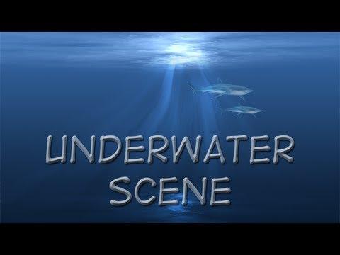 Photoshop Tutorial :: Underwater Scene :: GATutorial