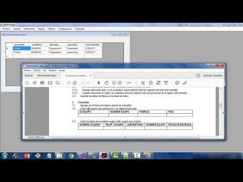 INSTRUCCIÓN  INNER JOIN  CON VISUAL C# Y SQL SERVER - PARTE 3