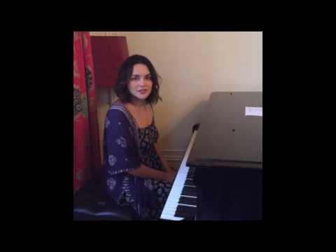 Norah Jones Mini Concert Live in the Home - 07/10/2016