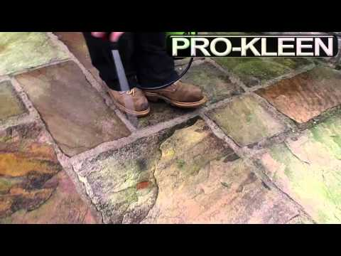 Pro-Kleen Simply Spray Patio Cleaner Moss Killer