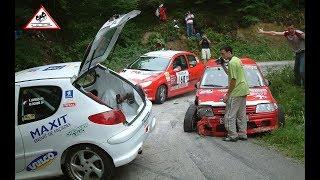 Crash & Show Rallye Montagne Noire 2004 (Remember) [Passats de canto]