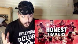 Download Honest Trailers   MCU REACTION Video