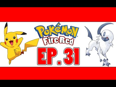 POKEMON Fire Red ( EP. 31 ) Route 10 Growlithe