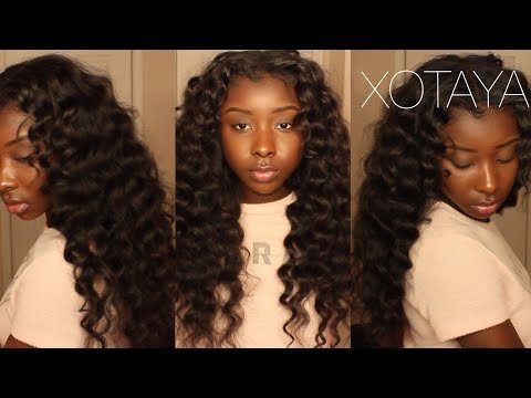 Voluminous Wand Curl Hair Tutorial | Brazilian Body Wave Hair