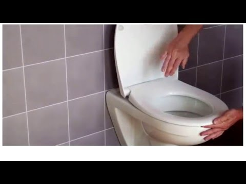 How To Fit A Pressalit D04 Toilet Seat Hinge