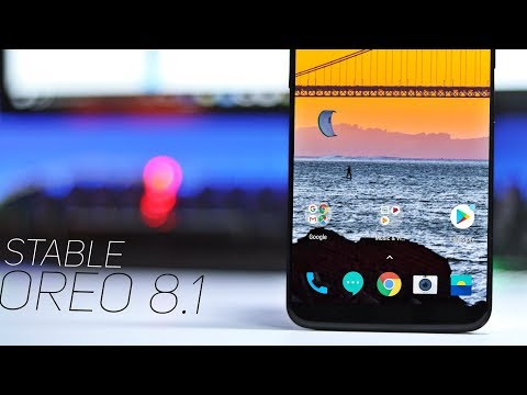 OnePlus 5T : Official Stable Android Oreo 8.1 [Oxygen OS : OTA] | How to Get + Features