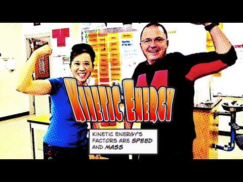 Kinetic Energy: Speed and Mass