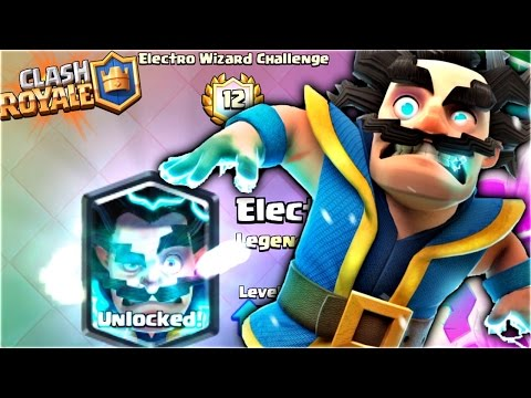 unlocking the electro wizard early for free clash royale new