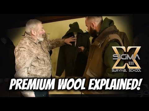 Premium Wool Explained! The difference between cheap and premium wool