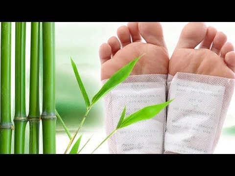 Detox Foot Pads and Patches - FREE (20pcs) Detox Foot Patches