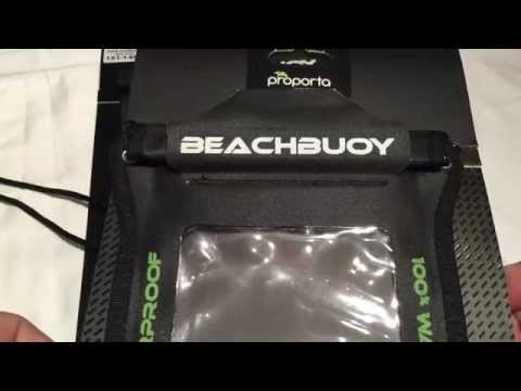Proporta Kindle eReader iPod BeachBuoy Waterproof Case Cover Review