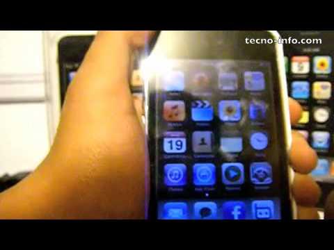 Control por voz del iPhone o iPod touch (voice contrrol)