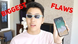 BIGGEST IPHONE X FLAWS!