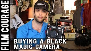 Top 4 Reasons I Bought A Blackmagic Production Camera For My Next Movie by Kyle Valle