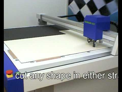 GUNNAR 4001-XL Cutting Museum- and Foam Board