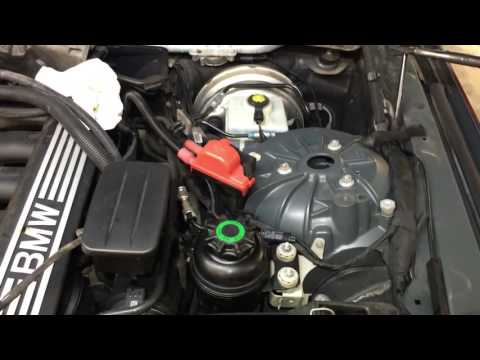 2009 BMW 528i valve cover gasket replacement