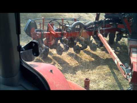 Getting ready to plant with the 1250 CaseIH Early Riser
