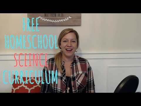 How to Make Your Own Homeschool Science Curriculum for FREE!!