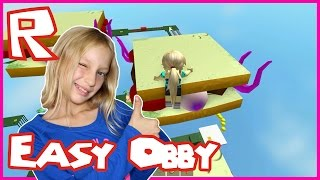 What An Easy OBBY / Roblox