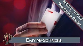 Easy Magic Tricks for Everyone; How to Do