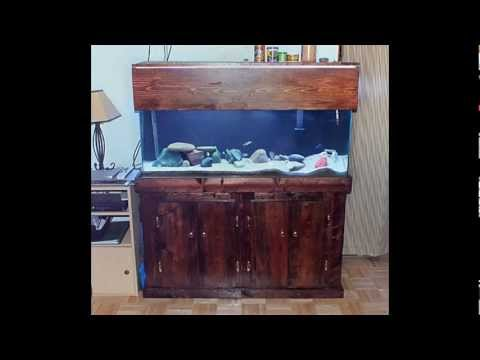 How to Build a Fish Tank Stand