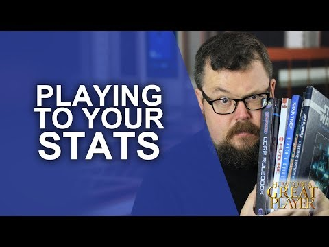 Great Role Player - How do you play your character through their stats in your Tabletop RPG game