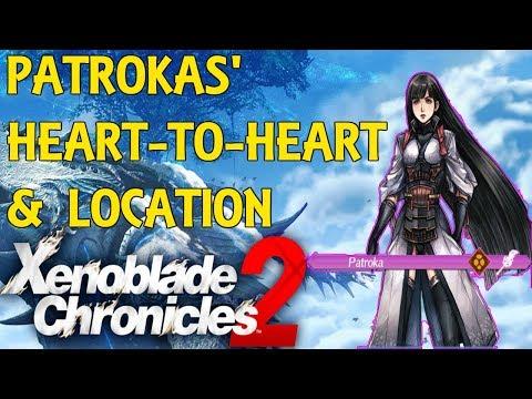 Xenoblade Chronicles 2 - Patrokas' Heart-to-Heart & Location
