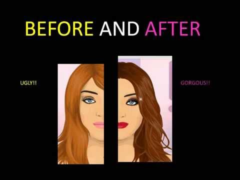 FREE MAKEUP AND MAKEOVER stardoll