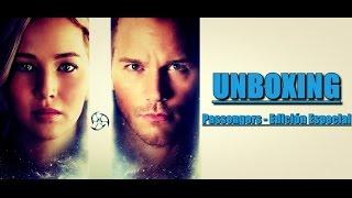 Unboxing: Passengers - Edición Especial ( Blu-ray)