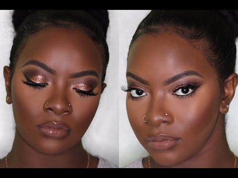 Made you Nude makeup for black women accept