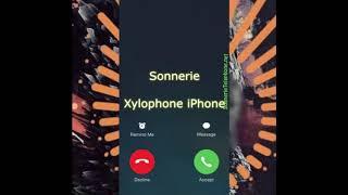 XYLOPHONE 4 TÉLÉCHARGER IPHONE SONNERIE