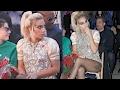 Lady Gaga Brings New Boyfriend to Fashion Show   Splash News TV