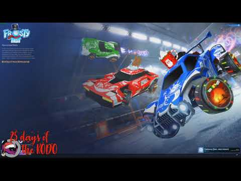 Rocket League Stream footage | Day 24 of the 25 Days of the KODO