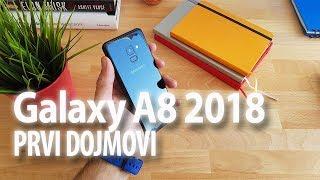 Samsung Galaxy A8 2018 Unboxing i prvi dojmovi