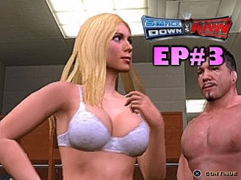 Xxx Mp4 WWE Smackdown Vs RAW Season Mode EP 3 SEX 3gp Sex