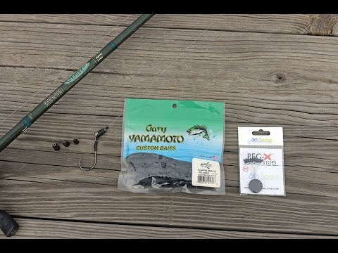 Spring Bass Fishing Tips - How to Catch Bass on Yamamoto Senkos Wacky Rigs and Flipping Grass