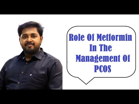 Role Of Metformin In The Management Of PCOS