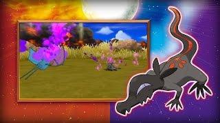 Salandit Revealed for Pokémon Sun and Pokémon Moon!
