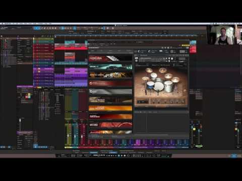 Studio One 3 | Creating real sounding drums using Midi