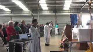 Solemn Mass of the Blessed Virgin 21 June 2015