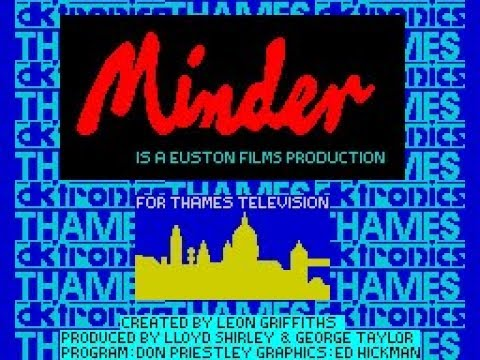 Minder Review for the Sinclair ZX Spectrum by John Gage