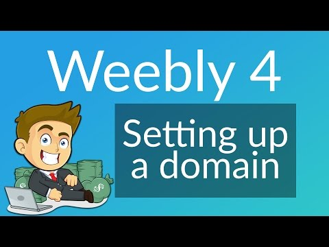 Weebly 4 Tutorial 2017 - Domain Setup