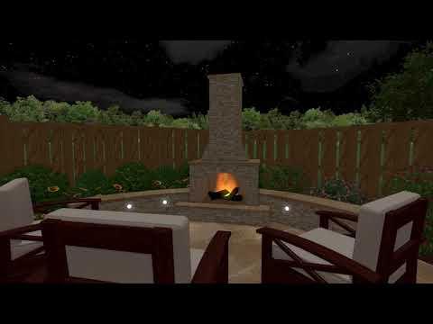 Deck & Patio 3D Home Improvement Design