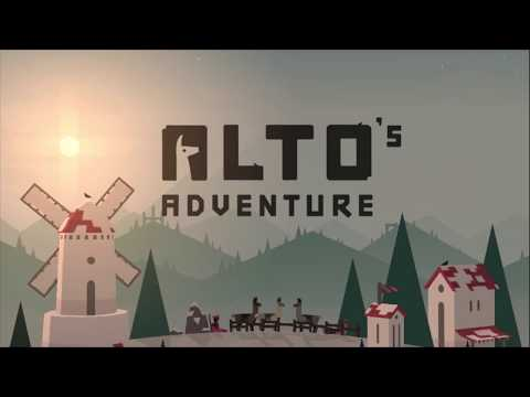 Alto's Adventure - How to FLY THROUGH AN ARCHWAY?